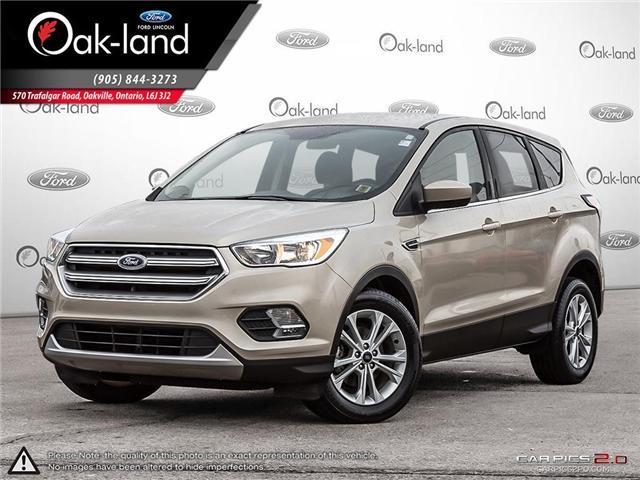 2017 Ford Escape SE (Stk: P5663) in Oakville - Image 1 of 27