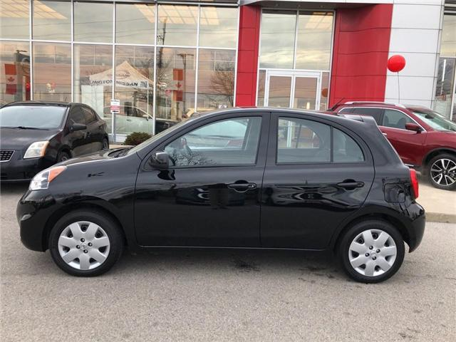 2016 Nissan Micra SV (Stk: A6620) in Burlington - Image 2 of 17