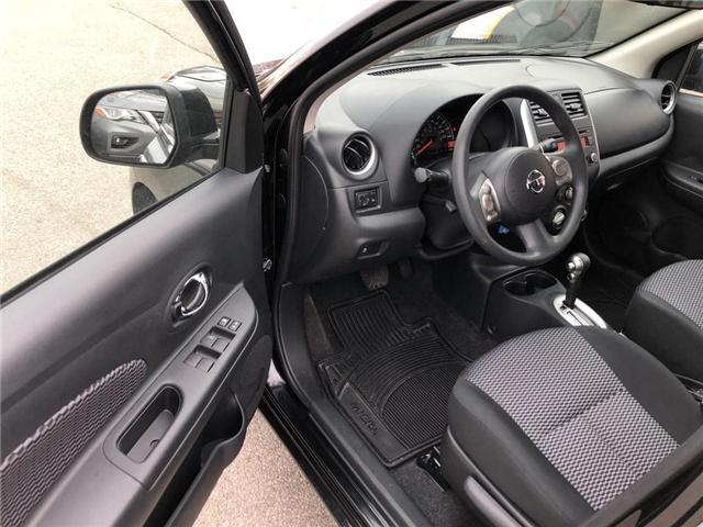 2016 Nissan Micra SV (Stk: A6620) in Burlington - Image 10 of 17
