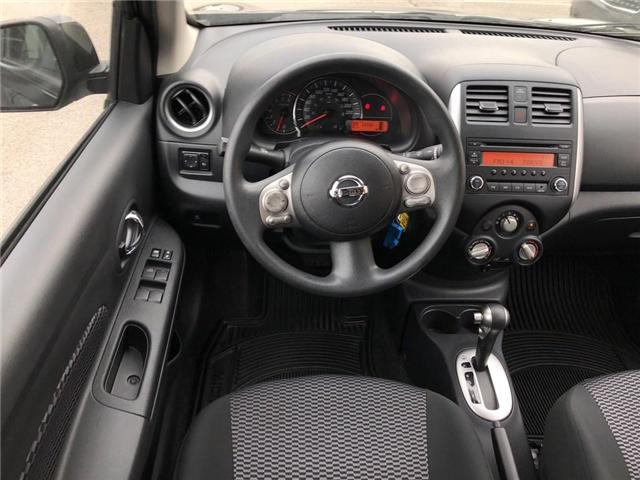 2016 Nissan Micra SV (Stk: A6620) in Burlington - Image 16 of 17