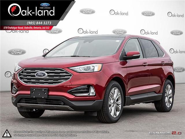 2019 Ford Edge Titanium (Stk: 9D008) in Oakville - Image 1 of 24