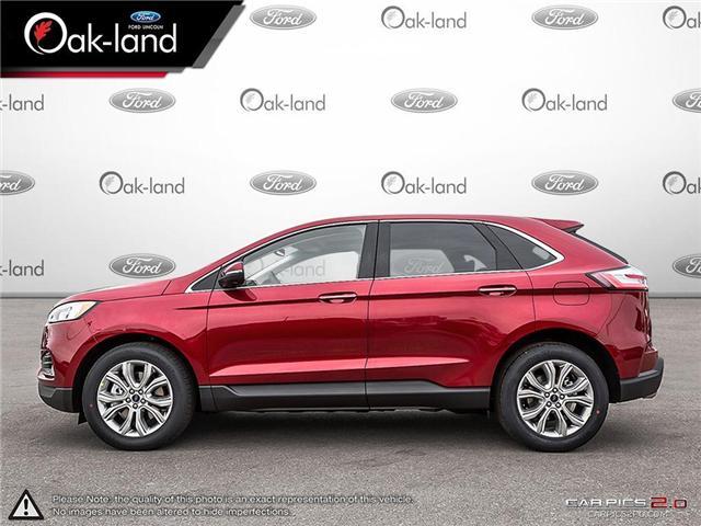 2019 Ford Edge Titanium (Stk: 9D008) in Oakville - Image 2 of 24
