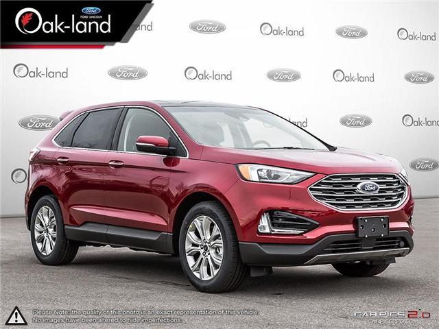 2019 Ford Edge Titanium (Stk: 9D008) in Oakville - Image 7 of 24