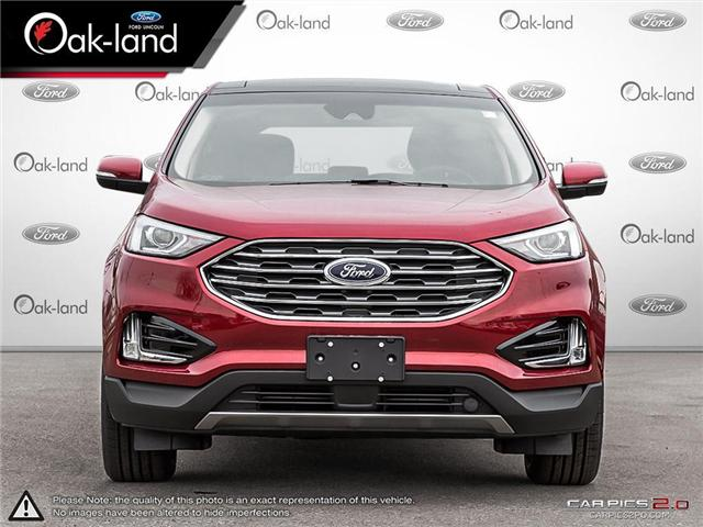 2019 Ford Edge Titanium (Stk: 9D008) in Oakville - Image 8 of 24