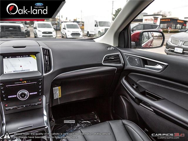 2019 Ford Edge Titanium (Stk: 9D008) in Oakville - Image 11 of 24