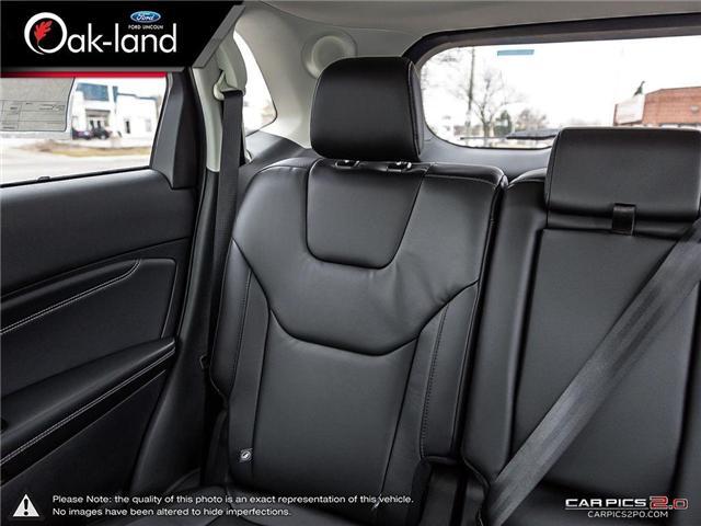2019 Ford Edge Titanium (Stk: 9D008) in Oakville - Image 12 of 24