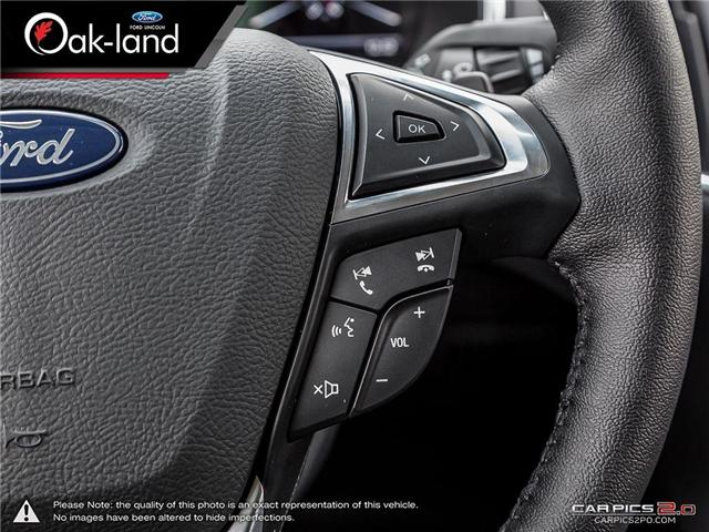 2019 Ford Edge Titanium (Stk: 9D008) in Oakville - Image 21 of 24