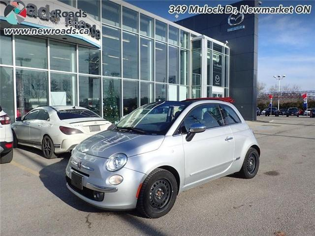 2014 Fiat 500C Lounge (Stk: 40754A) in Newmarket - Image 2 of 30