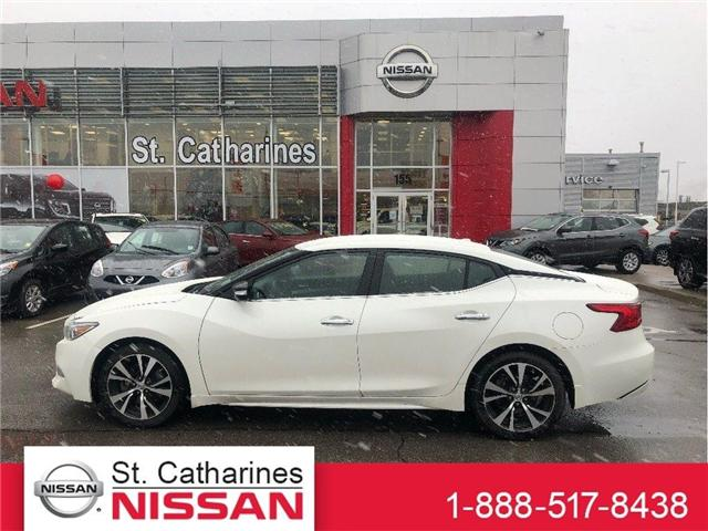 2018 Nissan Maxima SV (Stk: P-2153) in St. Catharines - Image 1 of 20