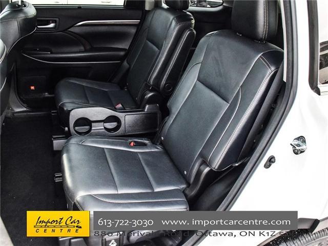 2016 Toyota Highlander Limited (Stk: 300685) in Ottawa - Image 11 of 24