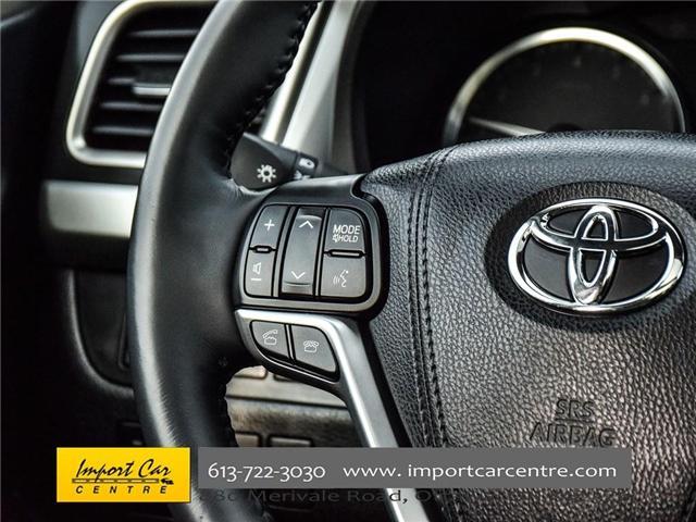 2016 Toyota Highlander Limited (Stk: 300685) in Ottawa - Image 15 of 24