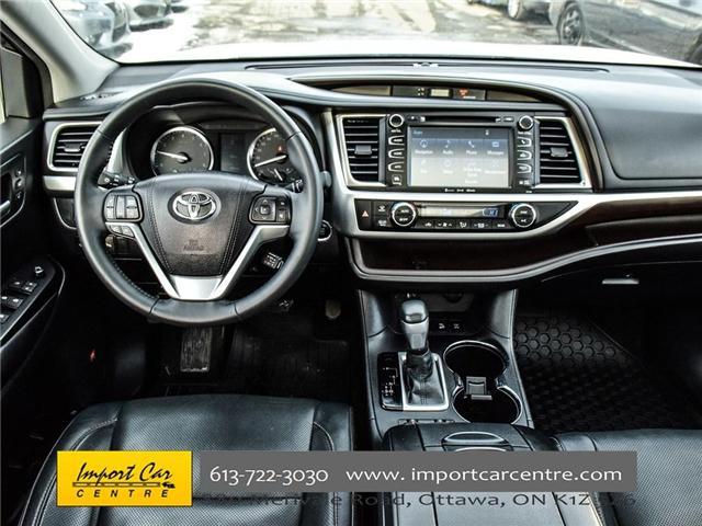 2016 Toyota Highlander Limited (Stk: 300685) in Ottawa - Image 17 of 24