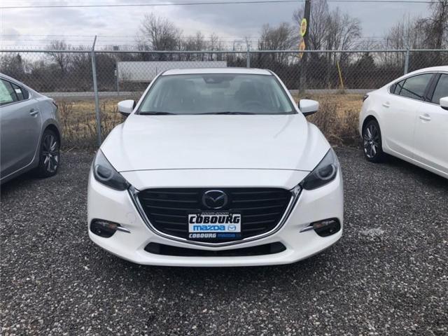2018 Mazda Mazda3 GT (Stk: 18095) in Cobourg - Image 2 of 5