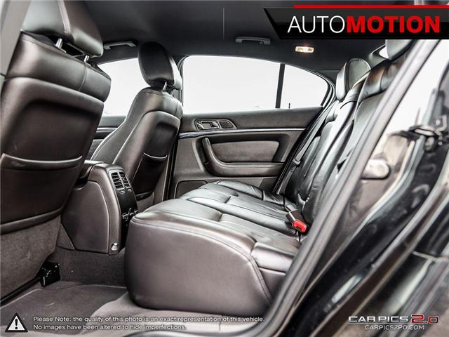 2011 Lincoln MKS EcoBoost (Stk: 18_1145) in Chatham - Image 23 of 27