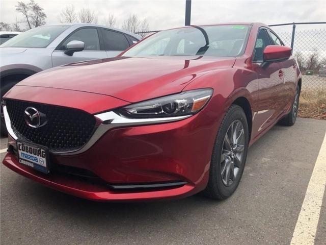 2018 Mazda 6 GS (Stk: 18435) in Cobourg - Image 1 of 5