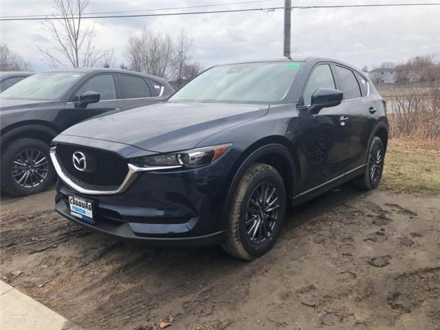 2019 Mazda CX-5 GX (Stk: 19040) in Cobourg - Image 1 of 5