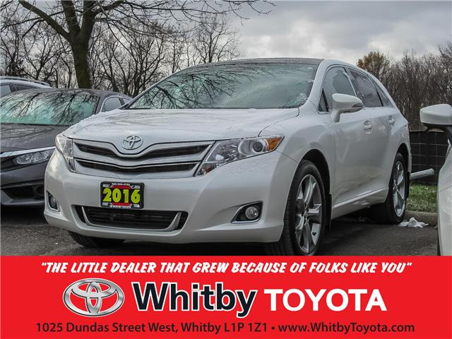 2016 Toyota Venza Base V6 (Stk: 80744A) in Whitby - Image 1 of 10