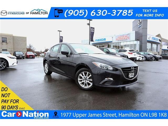 2016 Mazda Mazda3 GS (Stk: HU647) in Hamilton - Image 1 of 30