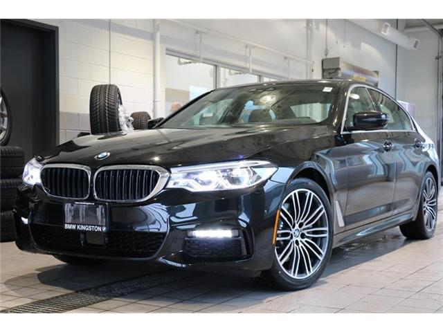 2019 BMW 530i xDrive (Stk: 9056) in Kingston - Image 1 of 14