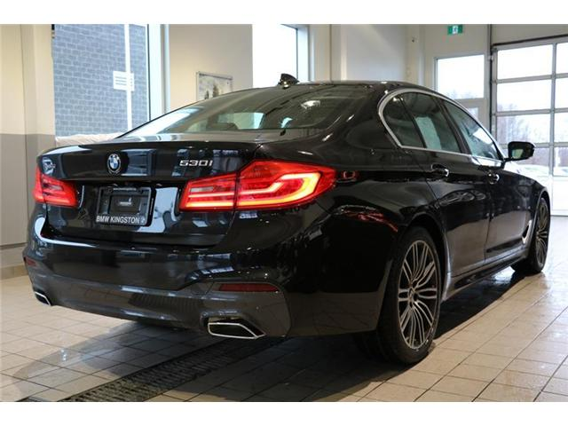 2019 BMW 530i xDrive (Stk: 9056) in Kingston - Image 3 of 14