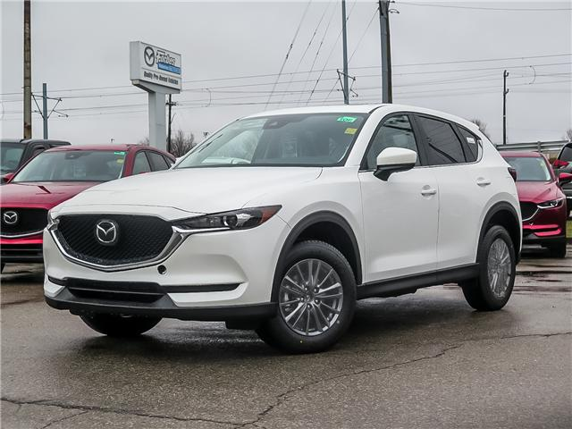 2019 Mazda CX-5 GS (Stk: M6431) in Waterloo - Image 1 of 18