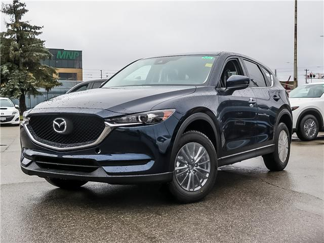 2019 Mazda CX-5 GX (Stk: M6424) in Waterloo - Image 1 of 17