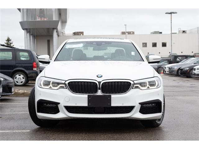 2019 BMW 540i xDrive (Stk: 52443) in Ajax - Image 2 of 22