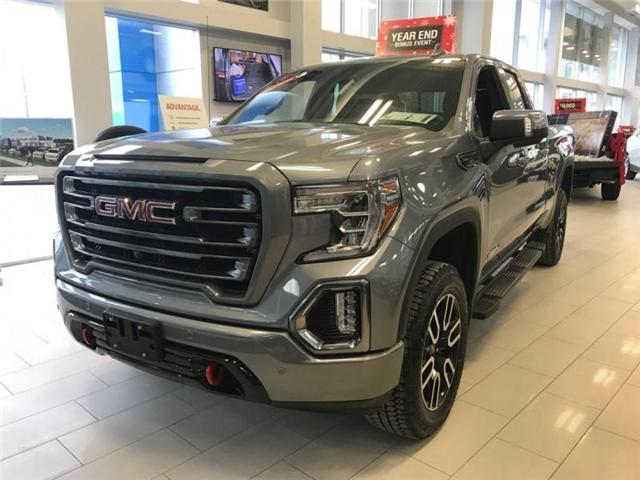 2019 GMC Sierra 1500 AT4 (Stk: Z189901) in Newmarket - Image 1 of 17