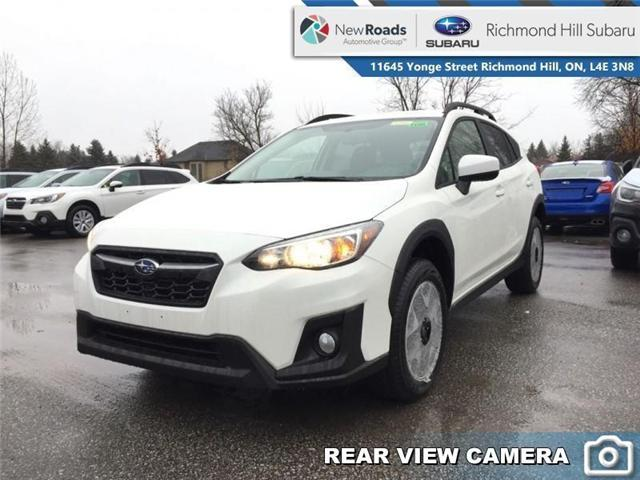 2019 Subaru Crosstrek Touring CVT (Stk: 32340) in RICHMOND HILL - Image 1 of 19