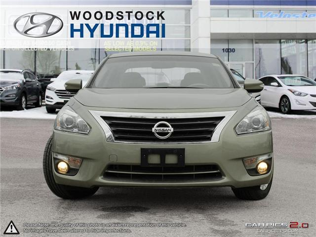 2014 Nissan Altima 2.5 SL (Stk: P1339) in Woodstock - Image 2 of 27