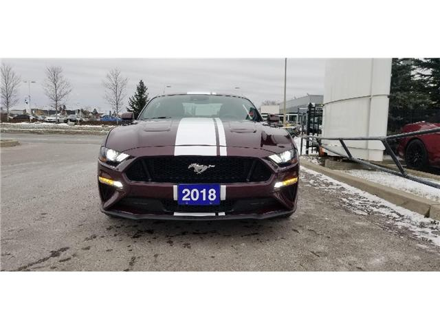 2018 Ford Mustang GT Premium (Stk: P8419) in Unionville - Image 2 of 22