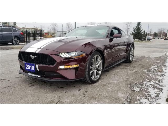 2018 Ford Mustang GT Premium (Stk: P8419) in Unionville - Image 3 of 22
