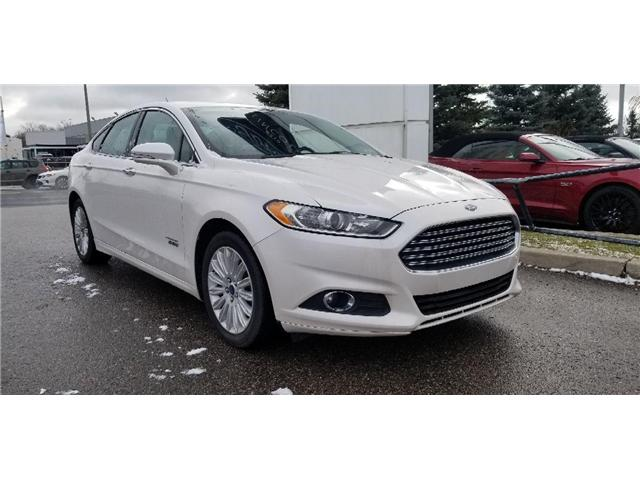 2014 Ford Fusion Energi SE Luxury (Stk: P8416) in Unionville - Image 1 of 22