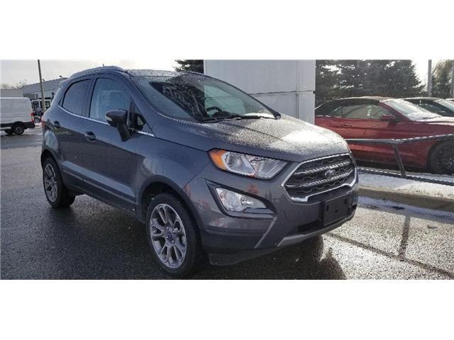 2018 Ford EcoSport Titanium (Stk: P8421) in Unionville - Image 1 of 20