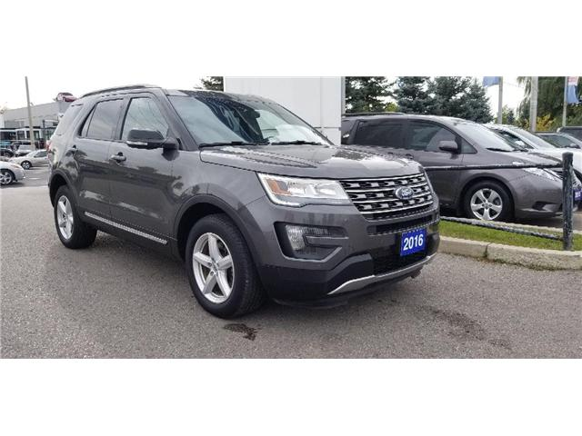 2016 Ford Explorer XLT (Stk: P8315) in Unionville - Image 1 of 22