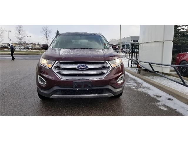 2018 Ford Edge Titanium (Stk: P8420) in Unionville - Image 2 of 24