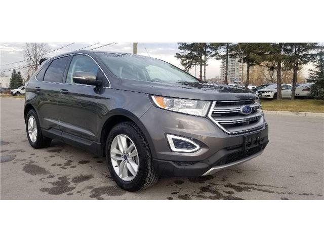 2017 Ford Edge SEL (Stk: P8448) in Unionville - Image 1 of 32