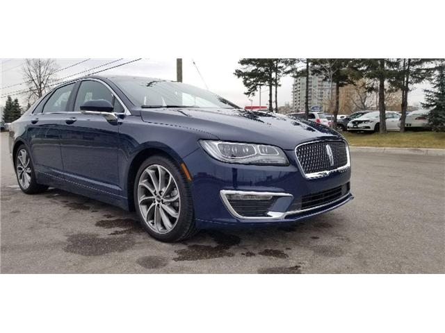 2018 Lincoln MKZ Hybrid Reserve (Stk: P8455) in Unionville - Image 1 of 25