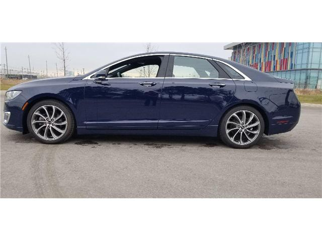 2018 Lincoln MKZ Hybrid Reserve (Stk: P8455) in Unionville - Image 4 of 25