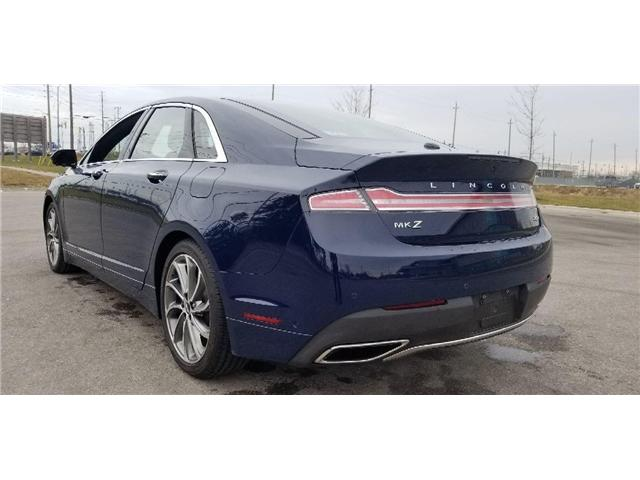 2018 Lincoln MKZ Hybrid Reserve (Stk: P8455) in Unionville - Image 6 of 25