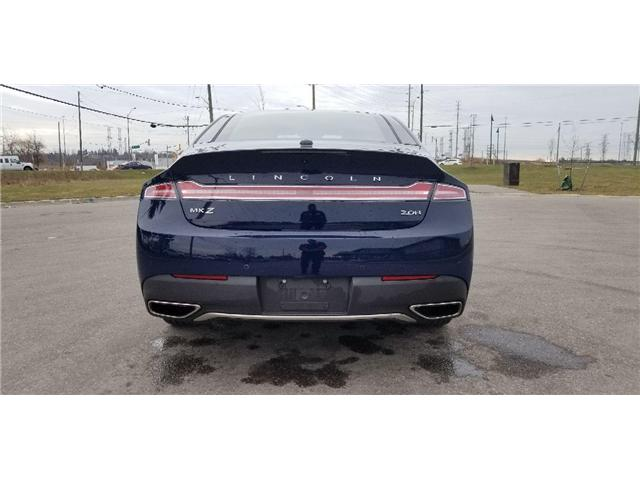 2018 Lincoln MKZ Hybrid Reserve (Stk: P8455) in Unionville - Image 7 of 25