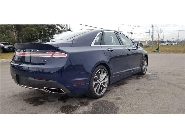 2018 Lincoln MKZ Hybrid Reserve (Stk: P8455) in Unionville - Image 8 of 25