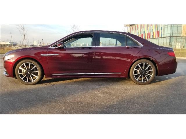 2018 Lincoln Continental Reserve (Stk: P8454) in Unionville - Image 4 of 25