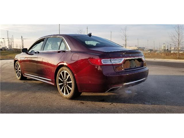 2018 Lincoln Continental Reserve (Stk: P8454) in Unionville - Image 5 of 25