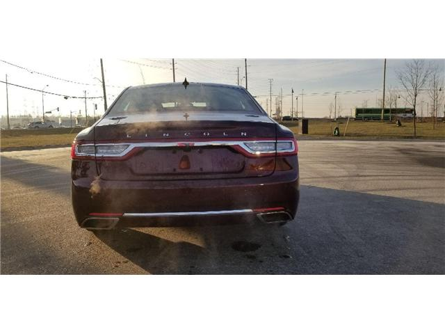 2018 Lincoln Continental Reserve (Stk: P8454) in Unionville - Image 6 of 25