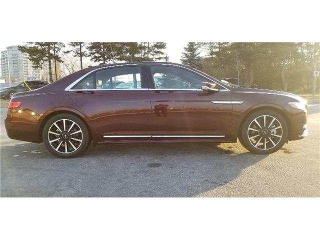 2018 Lincoln Continental Reserve (Stk: P8454) in Unionville - Image 8 of 25