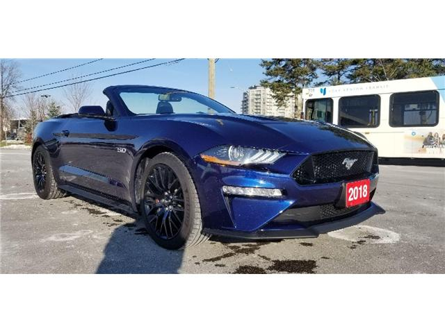 2018 Ford Mustang GT Premium (Stk: P8422) in Unionville - Image 1 of 21