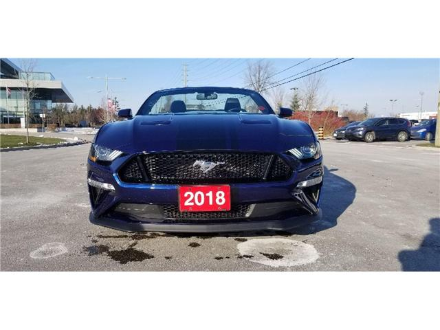 2018 Ford Mustang GT Premium (Stk: P8422) in Unionville - Image 2 of 21