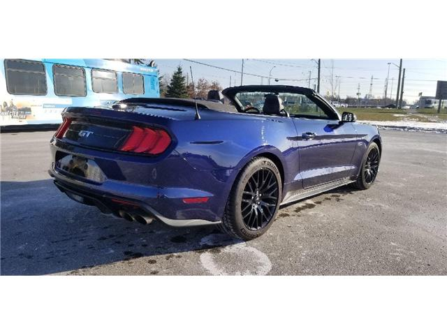 2018 Ford Mustang GT Premium (Stk: P8422) in Unionville - Image 7 of 21