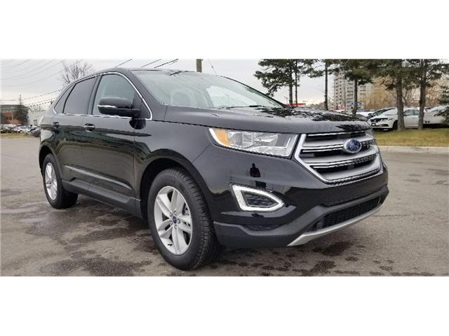 2018 Ford Edge SEL (Stk: P8452) in Unionville - Image 1 of 21